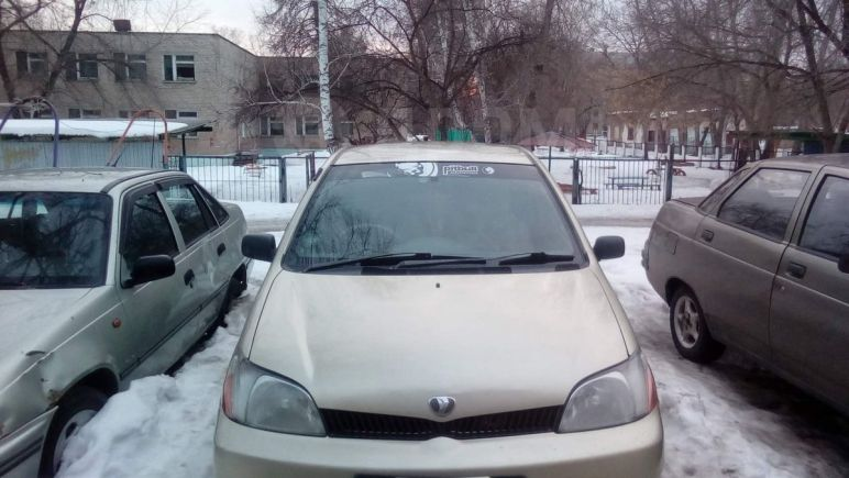 Toyota Platz, 2000 год, 130 000 руб.