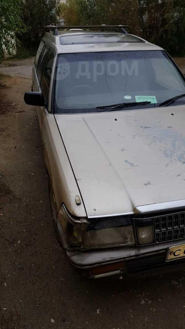Toyota Crown, 1992 год, 60 000 руб.
