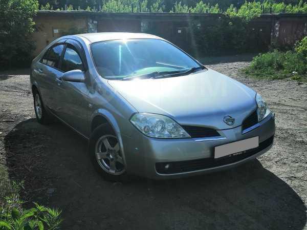 Nissan Primera, 2004 год, 305 000 руб.
