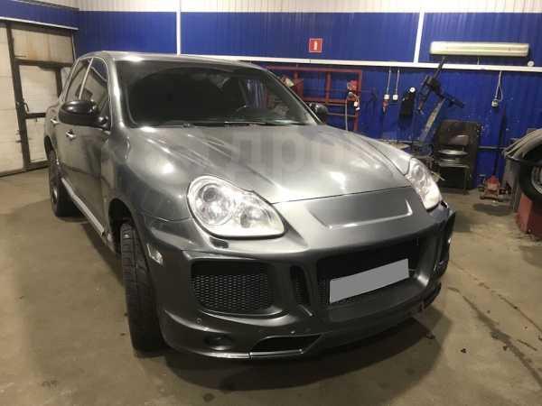 Porsche Cayenne, 2004 год, 300 000 руб.
