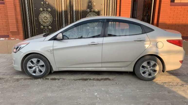 Hyundai Solaris, 2015 год, 475 500 руб.