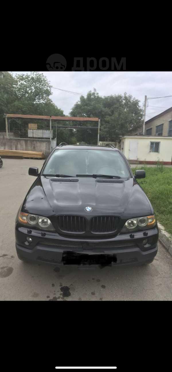 BMW X5, 2004 год, 520 000 руб.