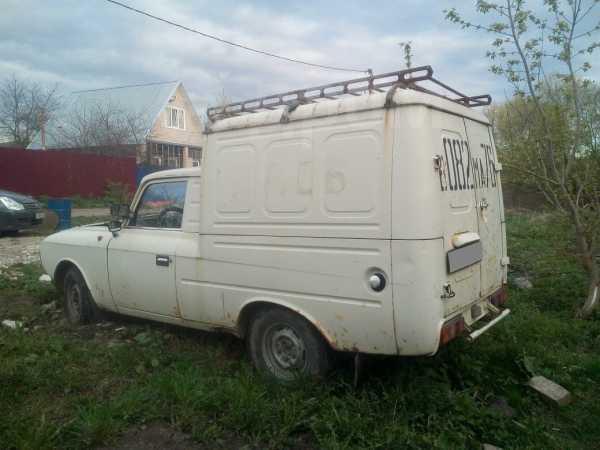 ИЖ 2715, 1992 год, 70 000 руб.