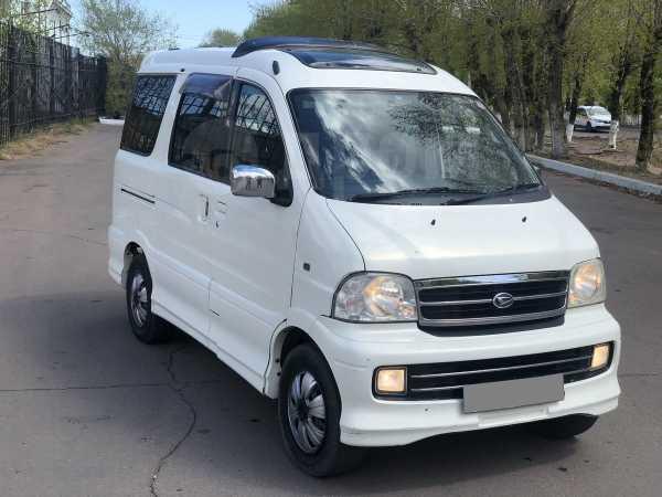 Daihatsu Atrai7, 2001 год, 288 000 руб.