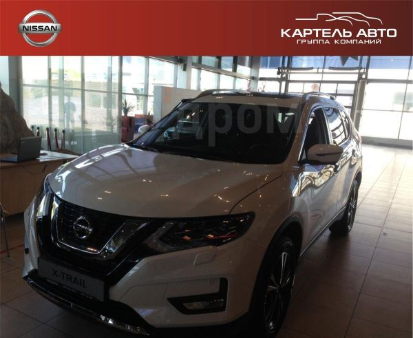 Nissan X-Trail, 2020 год, 2 279 000 руб.