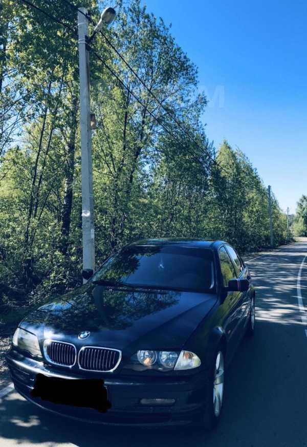 BMW 3-Series, 2000 год, 280 000 руб.