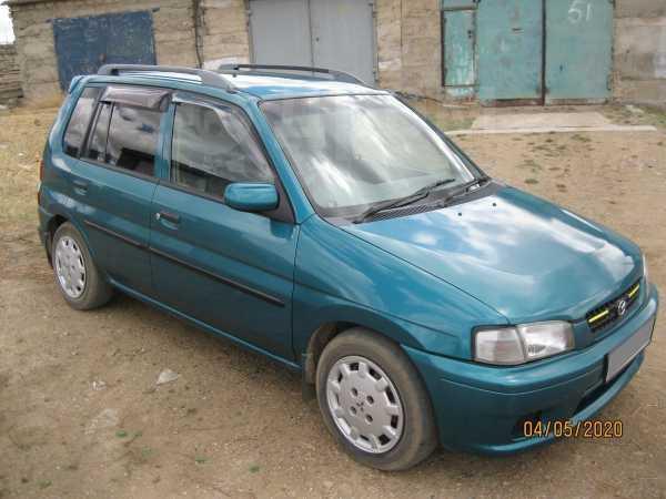 Mazda Demio, 1998 год, 175 000 руб.