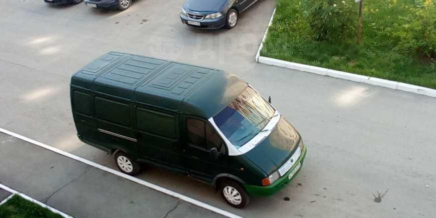 ГАЗ 2217, 1998 год, 100 000 руб.