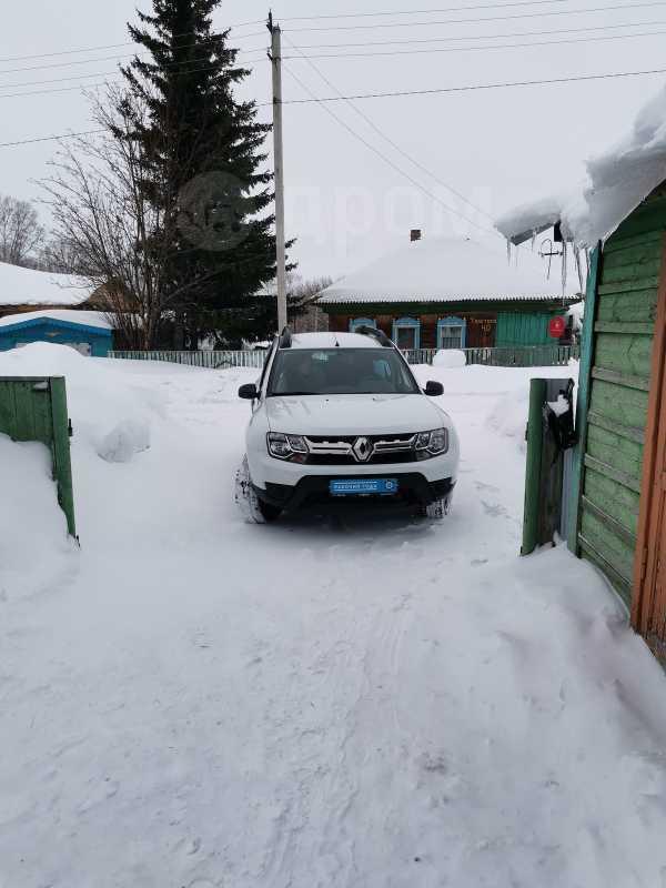 Renault Duster, 2019 год, 1 000 000 руб.