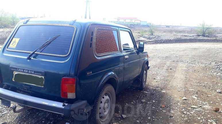 Лада 4x4 2121 Нива, 2007 год, 220 000 руб.