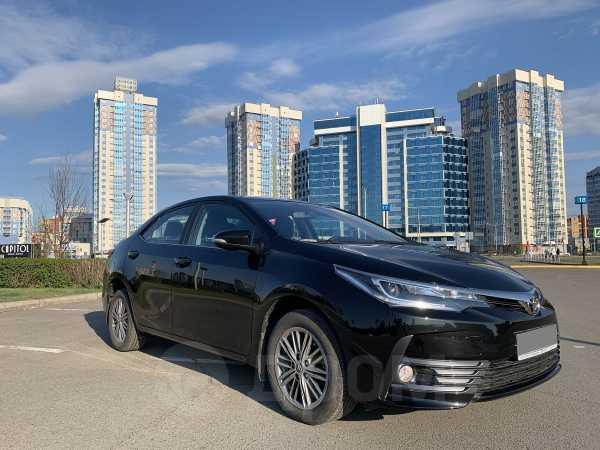 Toyota Corolla, 2018 год, 1 130 000 руб.