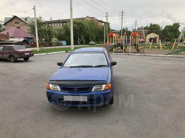 Nissan AD, 2002 год, 95 000 руб.