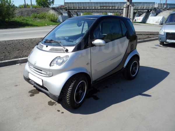 Smart Fortwo, 2006 год, 290 000 руб.
