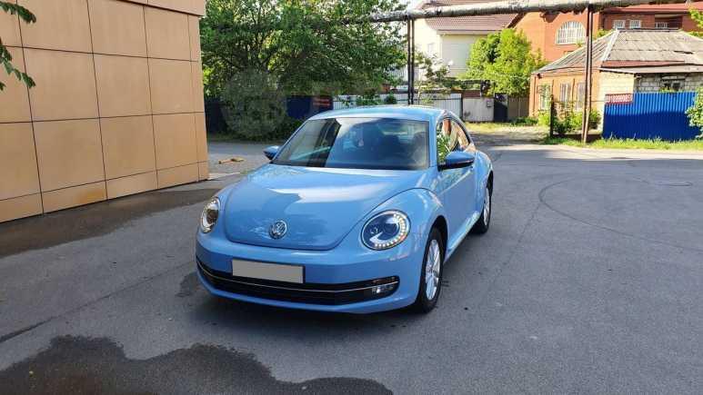 Volkswagen Beetle, 2014 год, 870 000 руб.