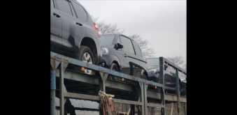 Якутск Toyota Porte 2014