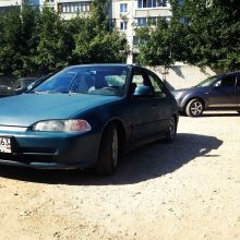 Тольятти Civic 1992
