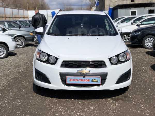 Chevrolet Aveo, 2012 год, 319 000 руб.