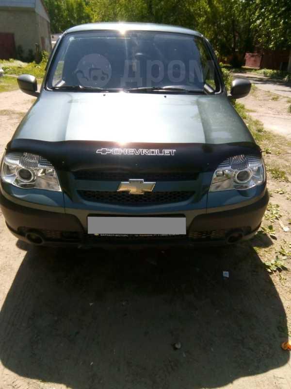 Chevrolet Niva, 2014 год, 399 000 руб.