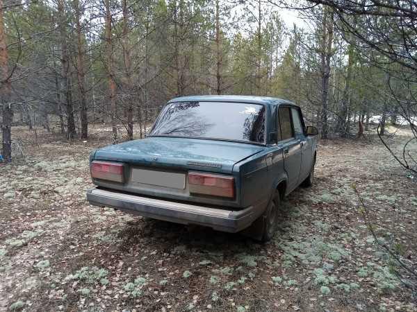 Лада 2107, 2001 год, 33 000 руб.