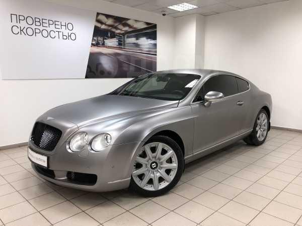 Bentley Continental GT, 2006 год, 1 895 000 руб.