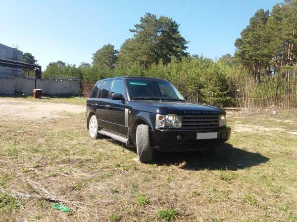 Land Rover Range Rover, 2004 год, 370 000 руб.