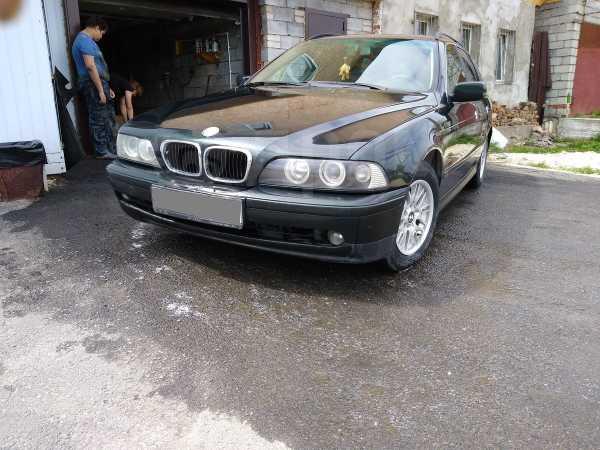 BMW 5-Series, 2002 год, 325 000 руб.