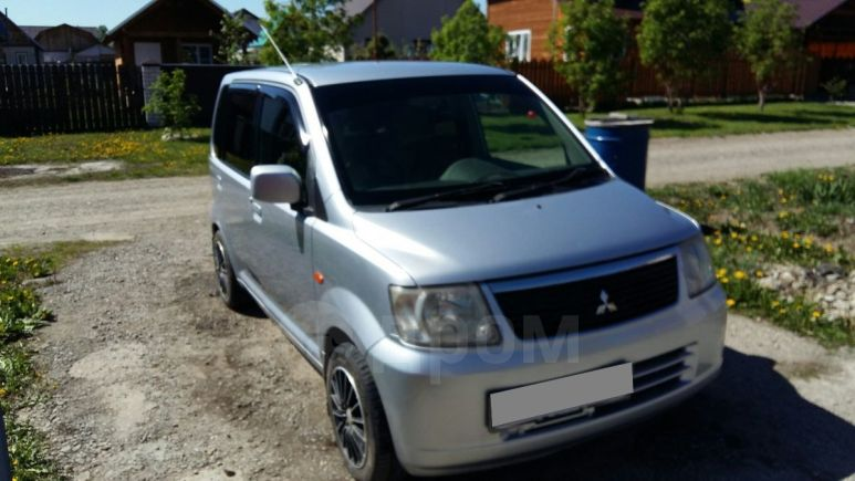 Mitsubishi eK Wagon, 2006 год, 218 000 руб.
