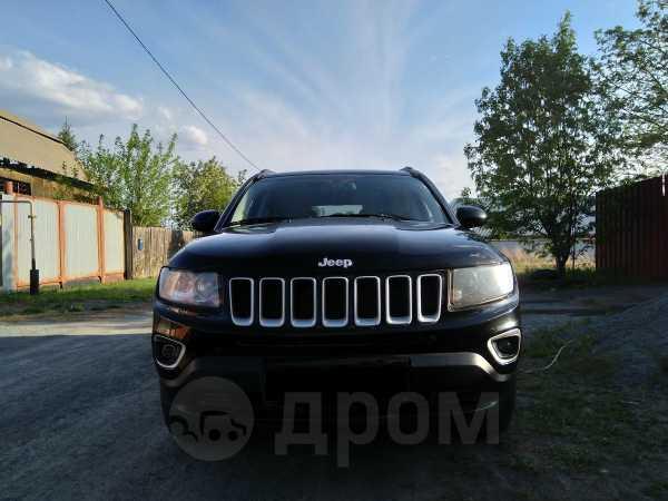 Jeep Compass, 2013 год, 920 000 руб.