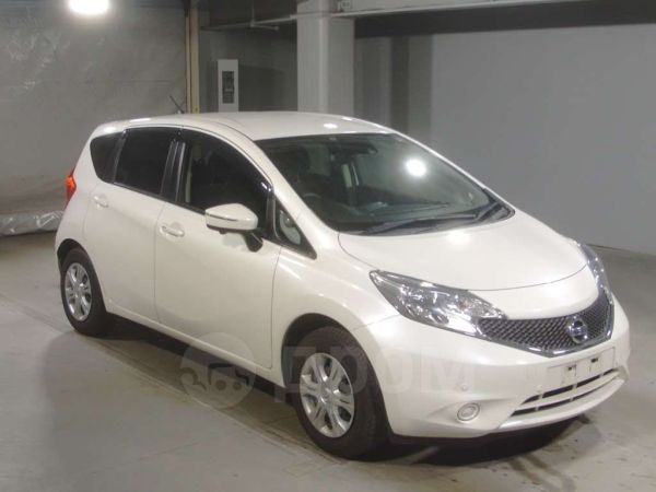 Nissan Note, 2015 год, 700 000 руб.
