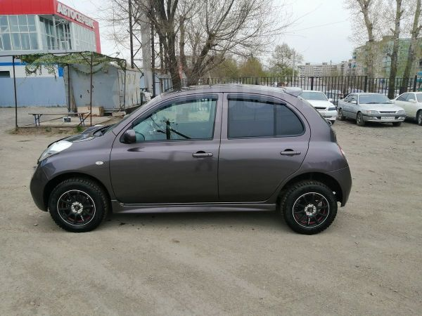 Nissan March, 2008 год, 275 000 руб.