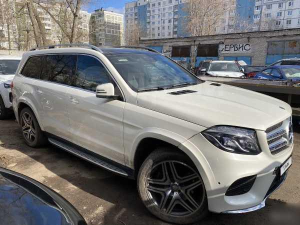 Mercedes-Benz GLS-Class, 2018 год, 3 300 000 руб.