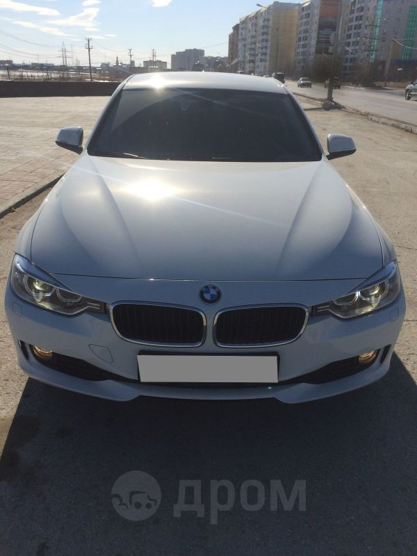 BMW 3-Series, 2013 год, 1 075 000 руб.