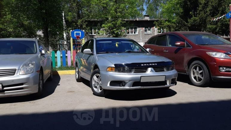 Mitsubishi Galant, 2002 год, 250 000 руб.