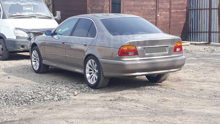 BMW 5-Series, 2002 год, 285 000 руб.
