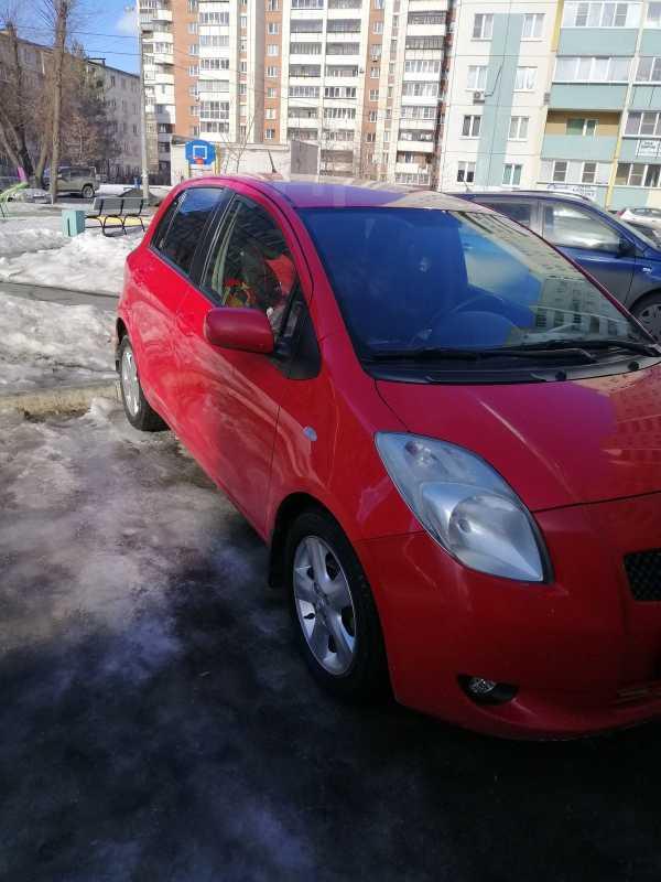 Toyota Yaris, 2007 год, 345 000 руб.