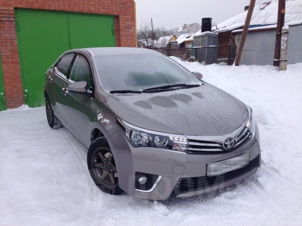 Toyota Corolla, 2013 год, 790 000 руб.