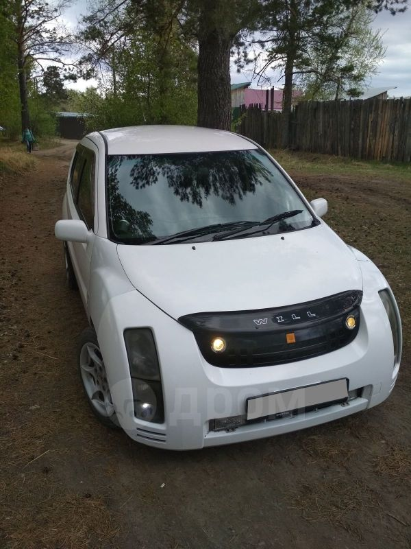 Toyota WiLL Cypha, 2002 год, 175 000 руб.