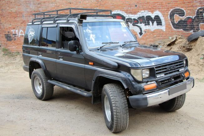 Toyota Land Cruiser Prado, 1993 год, 600 000 руб.