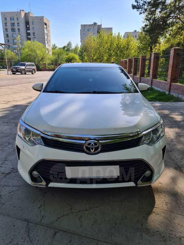 Toyota Camry, 2016 год, 1 180 000 руб.