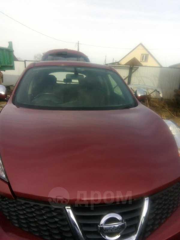 Nissan Juke, 2010 год, 590 000 руб.