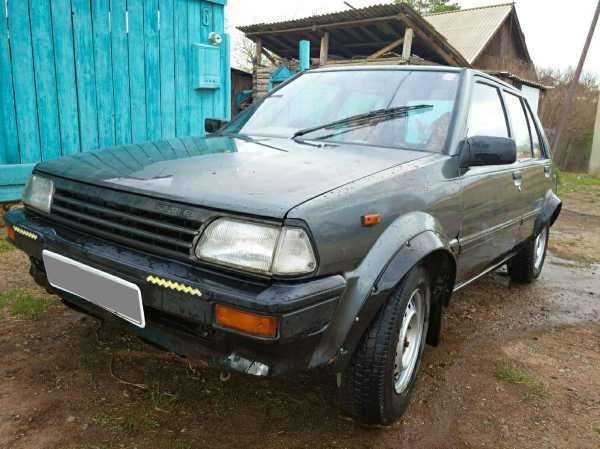 Toyota Starlet, 1986 год, 58 000 руб.