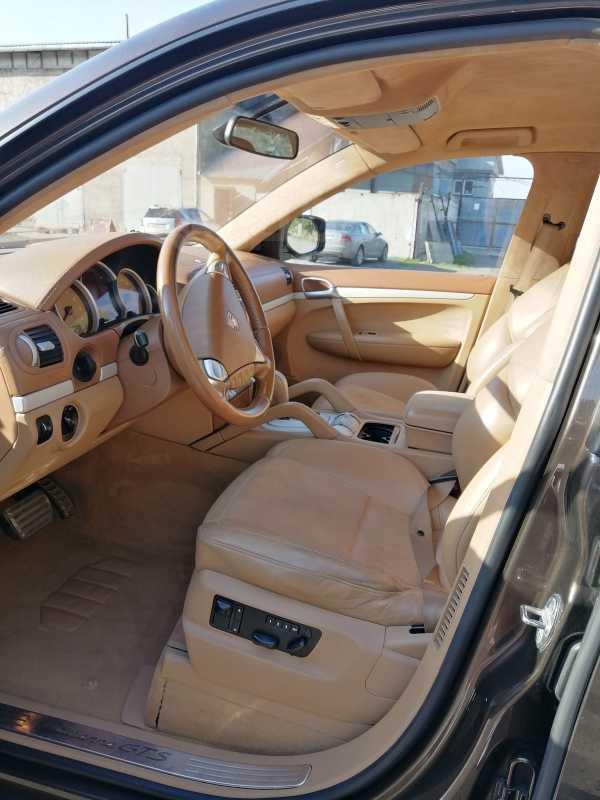 Porsche Cayenne, 2008 год, 700 000 руб.