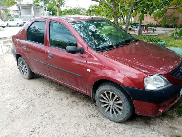 Dacia Logan, 2007 год, 165 000 руб.