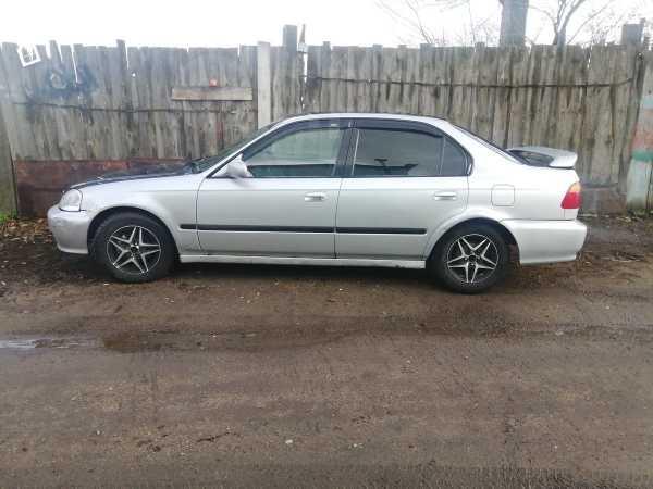 Honda Civic Ferio, 1999 год, 85 000 руб.