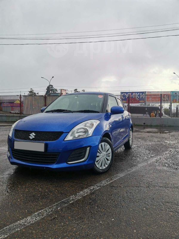 Suzuki Swift, 2014 год, 530 000 руб.