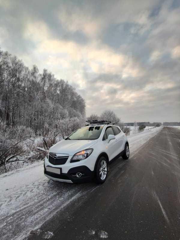 Opel Mokka, 2015 год, 999 999 руб.