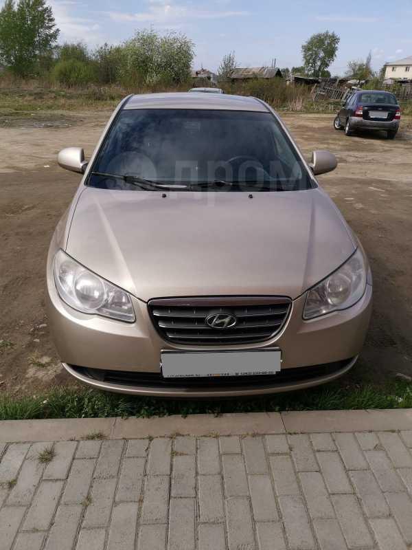 Hyundai Elantra, 2007 год, 330 000 руб.