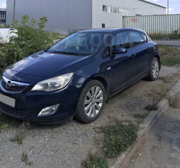 Opel Astra, 2010 год, 365 000 руб.