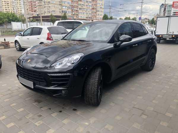 Porsche Macan, 2017 год, 2 780 000 руб.