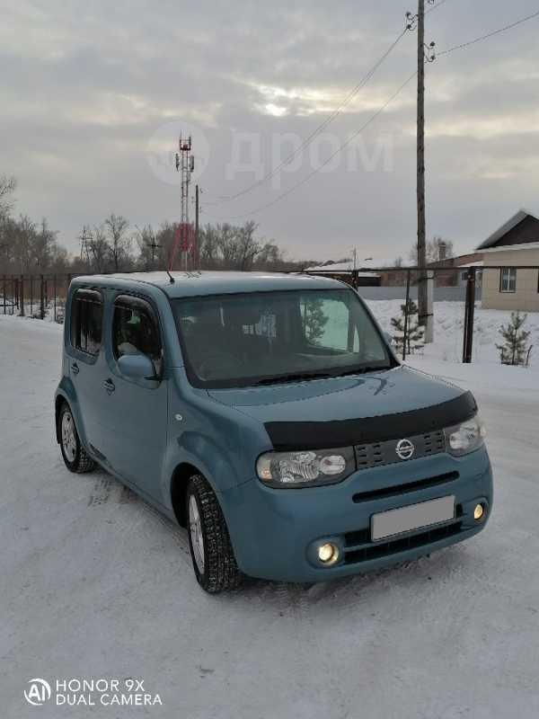 Nissan Cube, 2010 год, 408 000 руб.